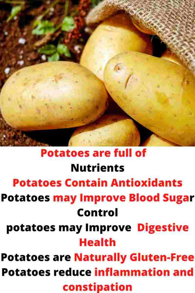 sweet potato benefits are numerous. there are some of them